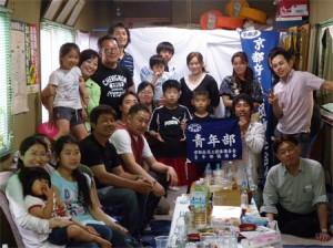 2011年京青協焼肉交流会