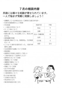 東山民商ニュース450号(2011年8月8日)4面