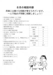 東山民商ニュース454号(2011年9月12日)4面